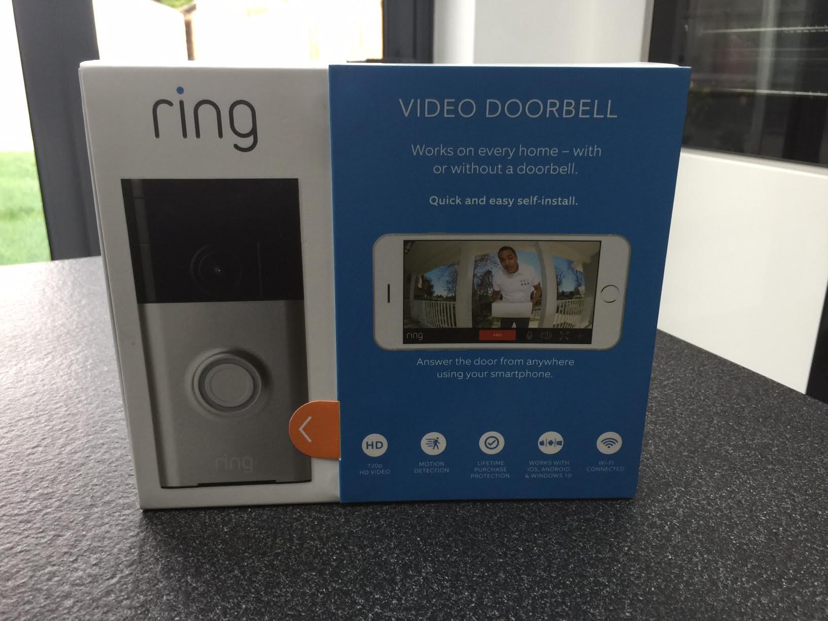 Ring Video Doorbell Review Wifi Doorbells Smart Home Geeks