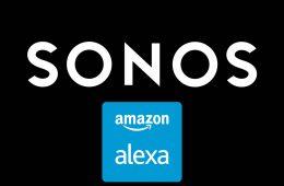 Sonos Alexa 2017