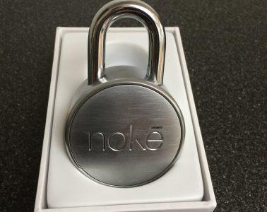 Noke padlock review uk