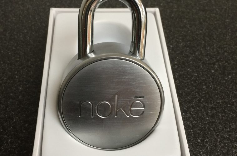 Noke padlock review uk