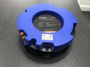 Lithe Audio Bluetooth Speaker Review - unit