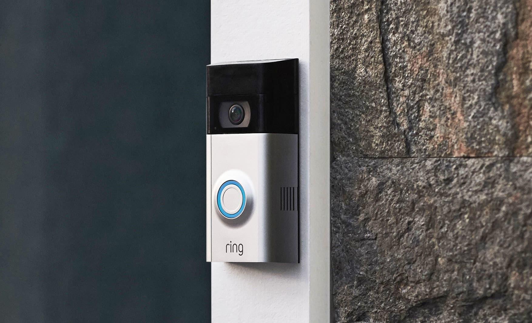Ring Video Doorbell 2 Announced News Smart Home Geeks