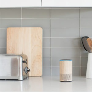 Amazon Echo Wood Oak UK