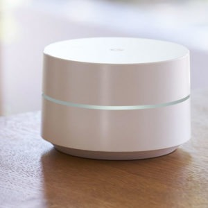 Google Mesh Wi-Fi Christmas 2017
