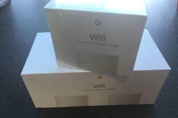 Google Wi-Fi UK review