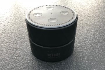 Echo dot battery UK
