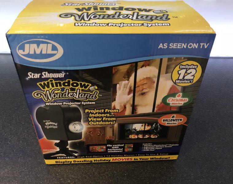 JML STAR SHOWER WINDOW WONDERLAND REVIEW