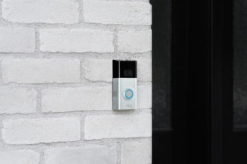 Ring smart doorbell facial recognition