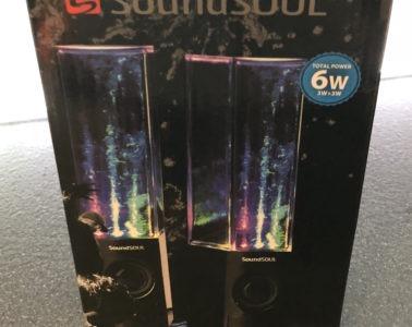SoundSOUL Bluetooth Water Speakers