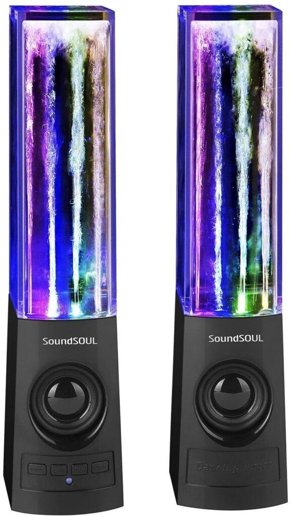 Soundsoul Bluetooth Water Speaker