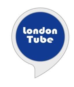 London Tube Alexa