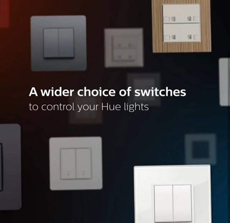 Philips Hue Light switch UK