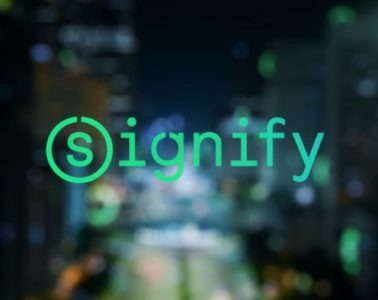 Philips Hue rebrand Signify