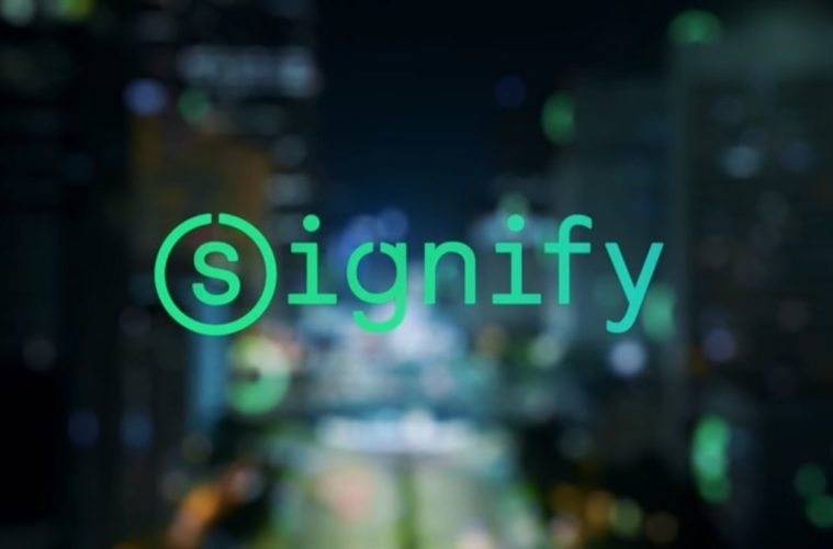 Philips Hue rebrand Signify & Philips lighting rebrands as Signify - News - Smart Home Geeks