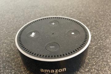 Alexa annoncements UK