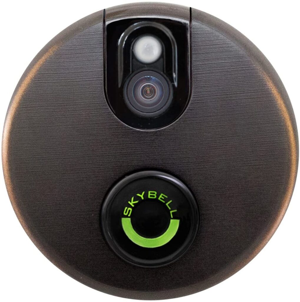 SkyBell Wi-Fi Video Doorbell