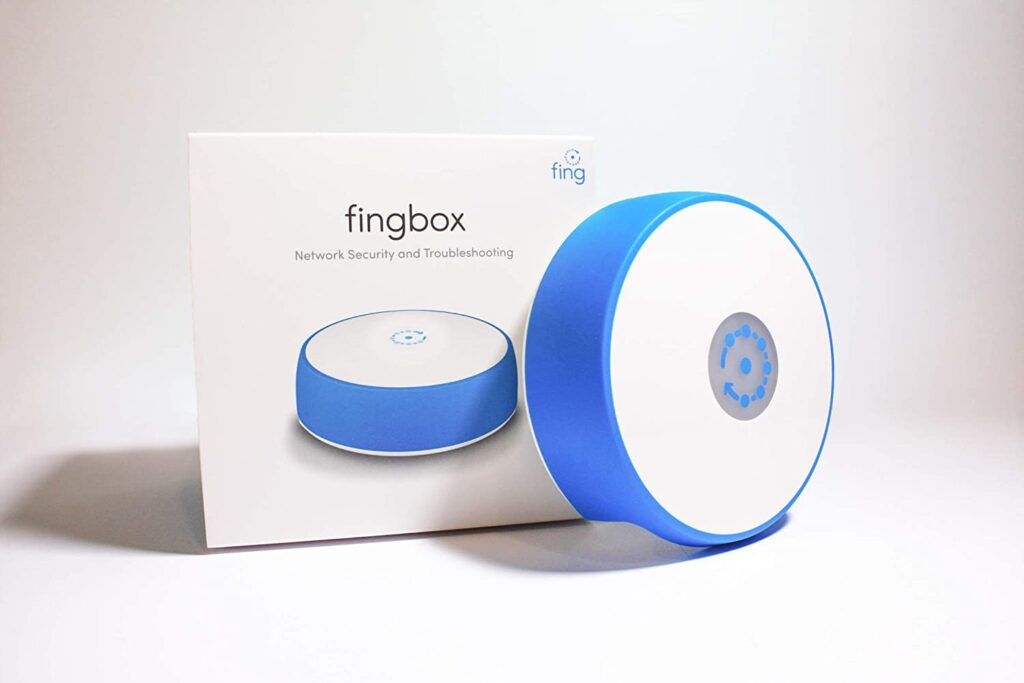 Fingbox Home Network Monitoring & Security