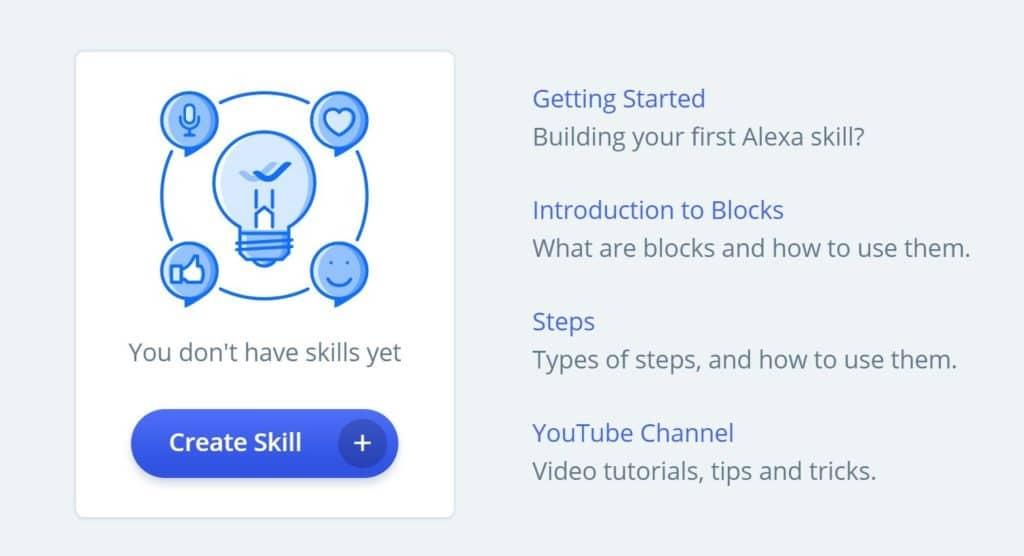 Alexa table plan tutorial