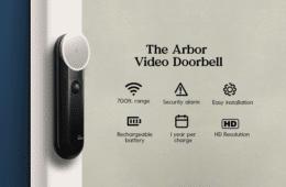 Arbor Video Doorbell