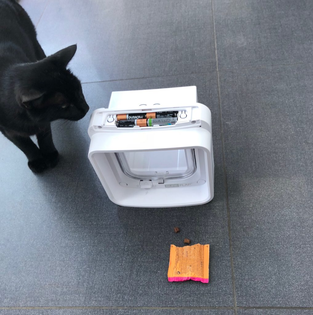Sureflap Microchip Cat Flap Connect Cat Flap Review