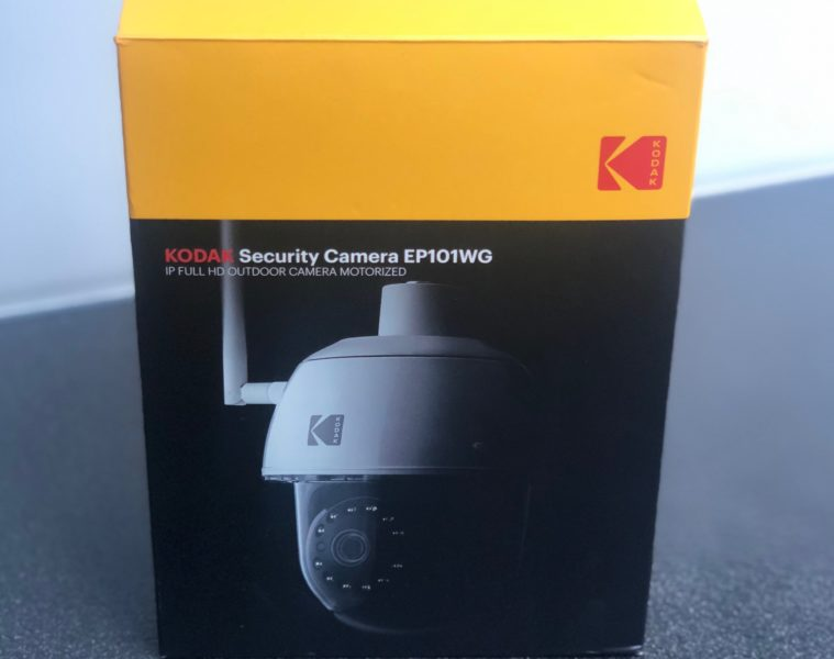 KODAK Security Camera review