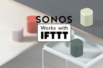 Sonos IFTTT tutorial