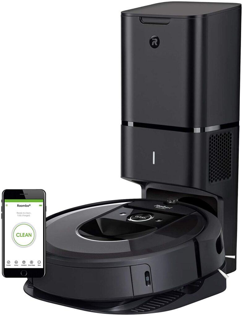 iRobot Roomba Release Self Emptying Robot Vacuum