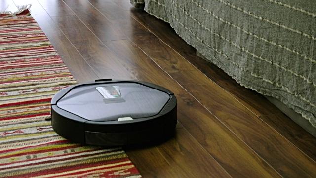 robotic vacuum UK